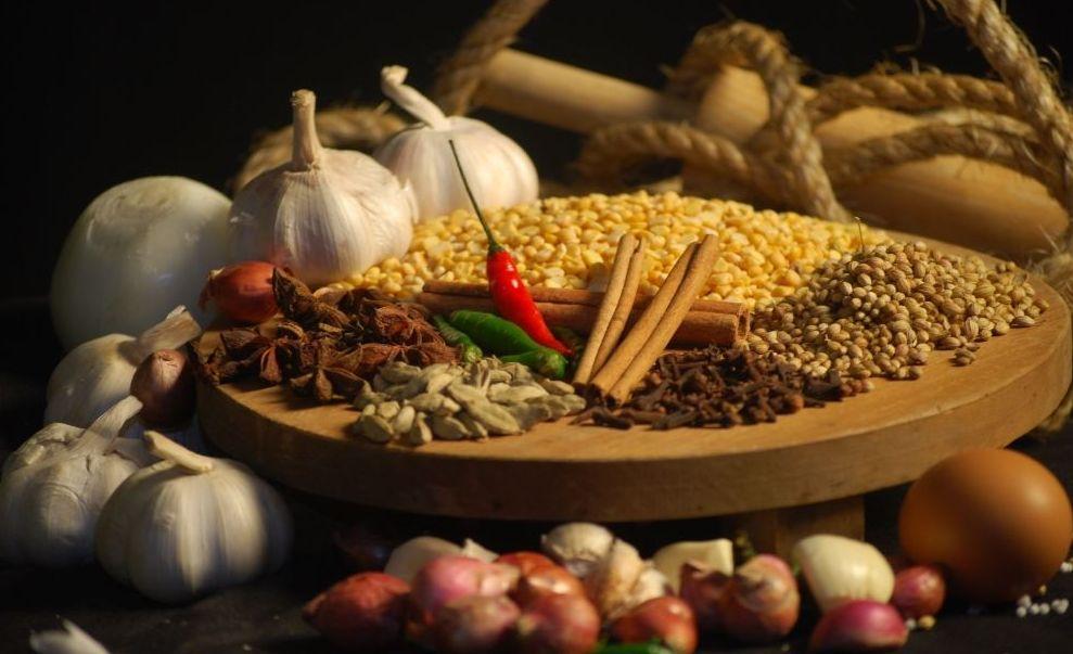 для смеси блюд разных специй Рецепты сухих