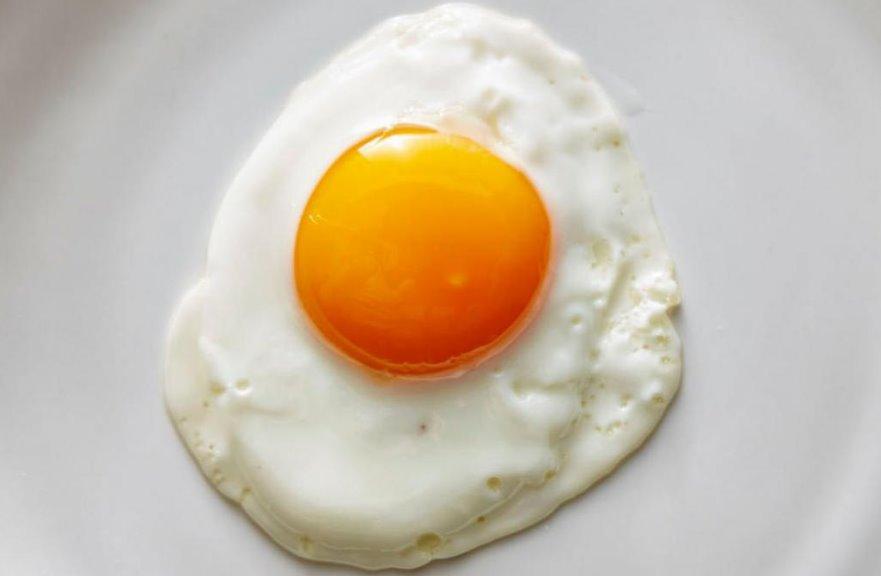 Сколько грамм белка содержится в белке яйца (без желтка)