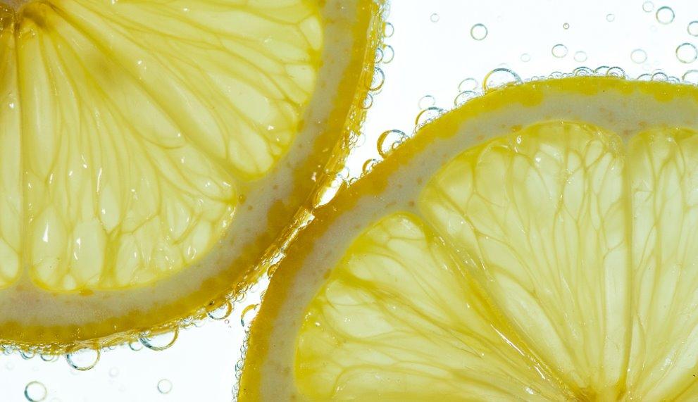Сколько миллиграмм витамина с в лимоне